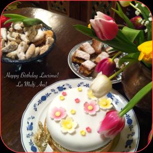 Happy Birthday Lacrima