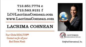 Lacrima Cosnean Real Estate Contact Info